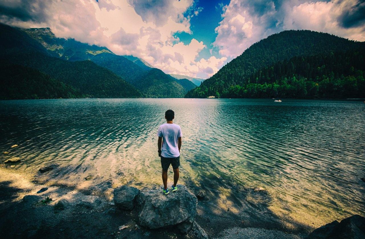 Озеро Рица в Абхазии экскурсия