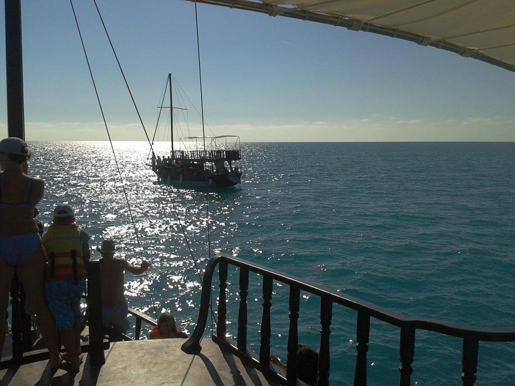 Морская прогулка в Анапе на яхте